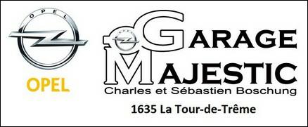 Garage la tour de tr me garage majestic sa agence opel for Garage ad la tourlandry